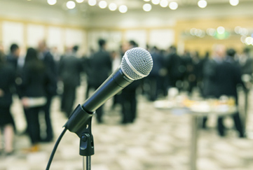 PR - Speaking Events