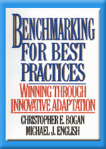Benchmarking for Best Practices: Winning through Innovative Adaptation, Chris Bogan